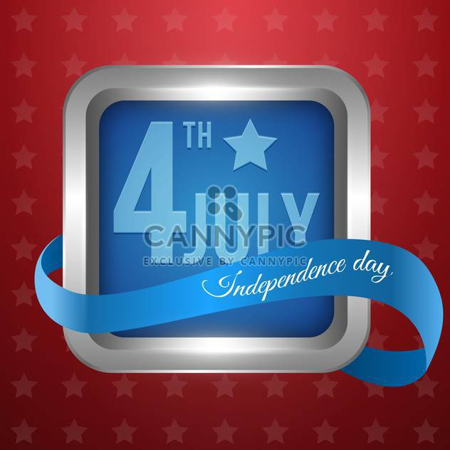 american independence day background - Free vector #134429