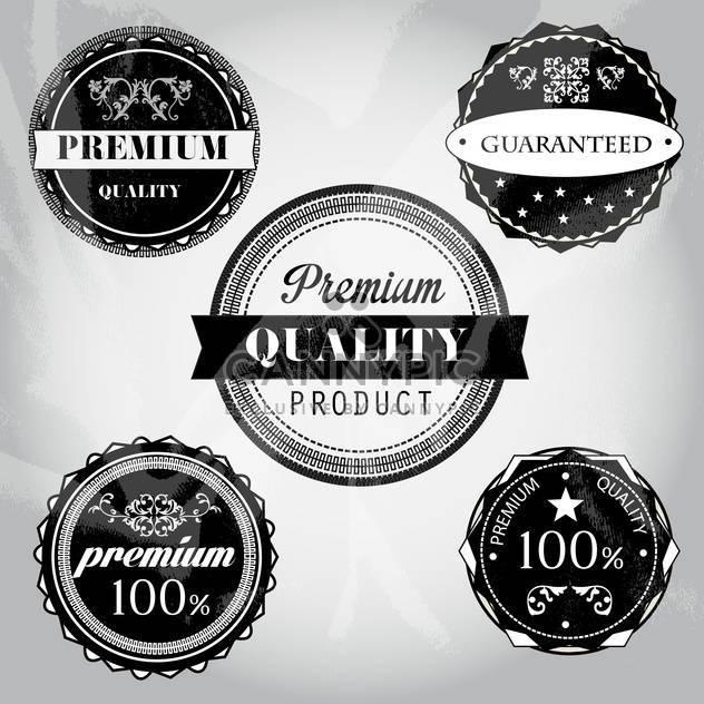 Verkauf hochwertiger Etiketten und Schilder - Kostenloses vector #134489
