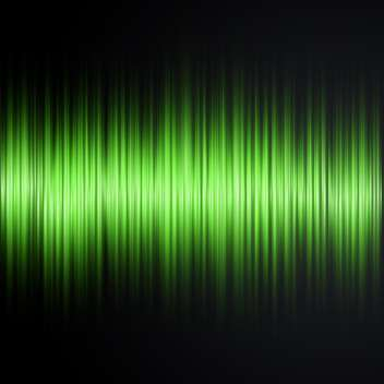 abstract green lines background - vector gratuit #134719
