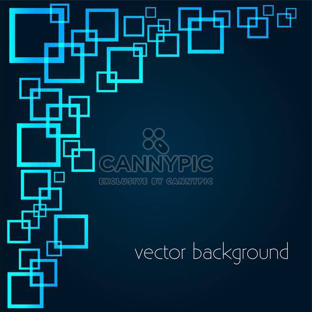 vector background with squares - Free vector #134879