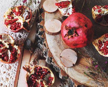 Pomegranates - Free image #136269