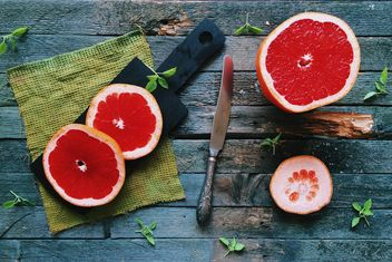 Grapefruit - image gratuit(e) #136599
