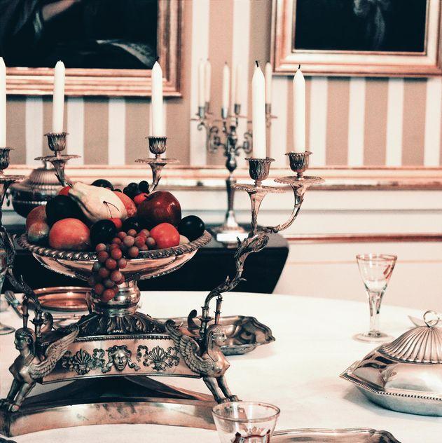 Serving in the royal castle - image gratuit(e) #136629