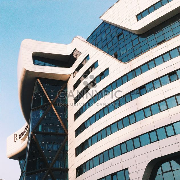 Edifício moderno em Minsk - Free image #136679