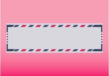 Letter Banner - бесплатный vector #139889