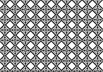 Floral Pattern Vector - Kostenloses vector #143889