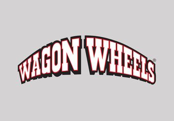 Wagon Wheels - vector gratuit #144989