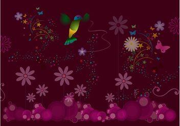 Nature Celebration Background - Free vector #145509