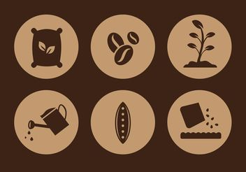 Seed Vector Pack - vector gratuit #145629