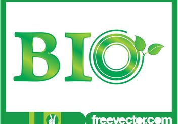 Bio Type Art - Free vector #145989