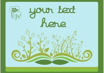 Plants Vectors - Free vector #146169