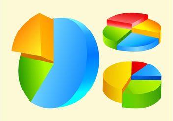 Charts Vectors - Kostenloses vector #147759