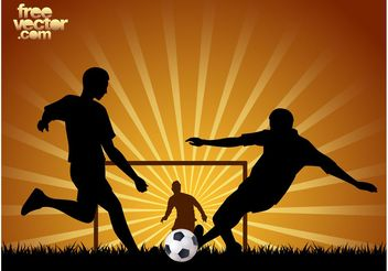 Football - vector gratuit #148289