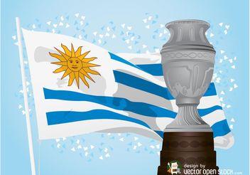 Uruguay Vector - Kostenloses vector #148579