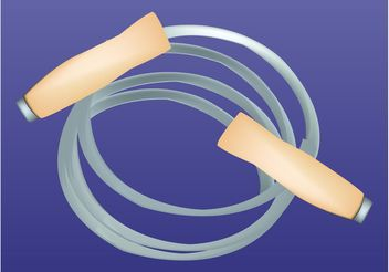 Jump Rope - Free vector #148779