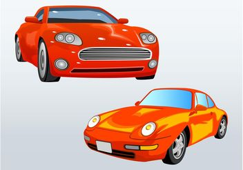 Cars Vectors - vector #149059 gratis