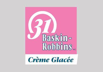 Baskin Robbins Vector Logo - Kostenloses vector #150869
