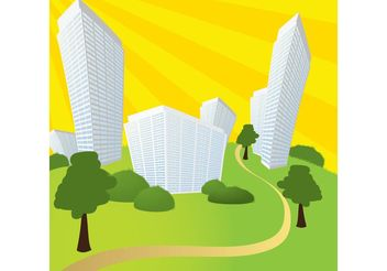 Property Park - Free vector #151979