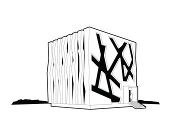 Green Cube Vector - Free vector #152739