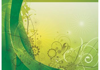 Free Spring Vector Art - Free vector #153089