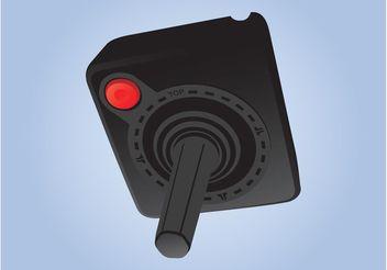 Atari Controller - Free vector #153639