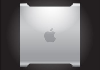 Mac Pro Vector - Free vector #153759