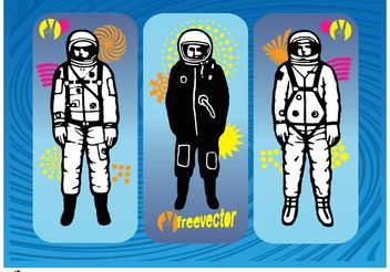 Space Race - Free vector #154079