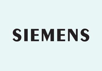 Siemens - vector #154149 gratis