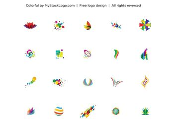 Logo Design Graphics - Free vector #154539