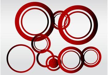 Minimal Circles - Kostenloses vector #154659