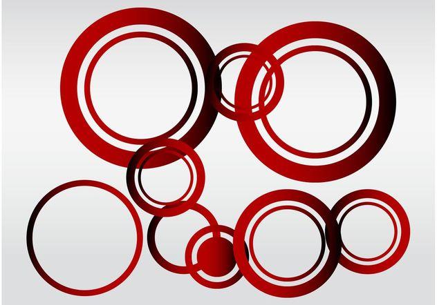 Minimal Circles - Free vector #154659