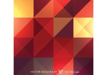 Free Beautiful Colorful Abstract Pattern Vectors - vector gratuit #154889