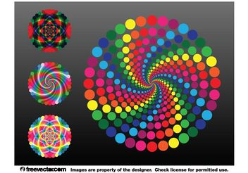 Colors Design - Free vector #155009