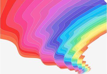 Vector Rainbow - Kostenloses vector #155269