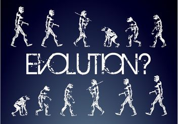 Evolution Graphics - Free vector #158239
