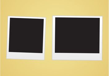 Polaroid Pics - vector #159059 gratis