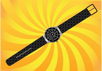 Watch Vector - Free vector #161149
