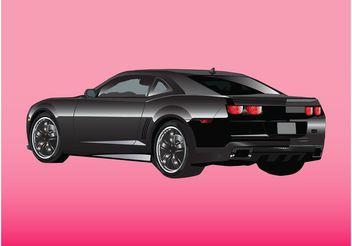 Shiny Car Vector - Kostenloses vector #161259