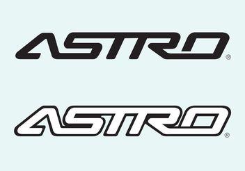 Chevrolet Astro - vector gratuit(e) #161549