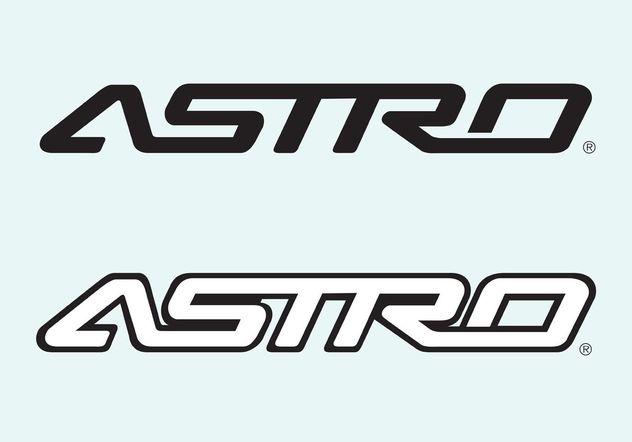 Chevrolet Astro - vector gratuit #161549