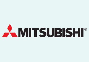 Mitsubishi - Free vector #161599
