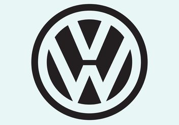 Volkswagen - бесплатный vector #161669