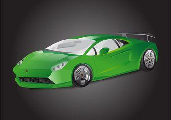 Lamborghini Vector - Free vector #161769