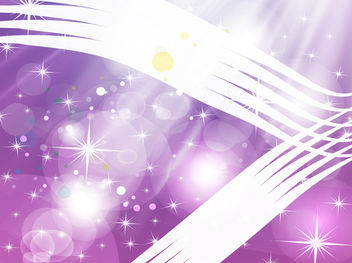 Glittery Purple Background with Sunlight Shade - vector gratuit(e) #167779