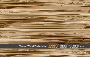Vector Wood Texture - vector #169339 gratis
