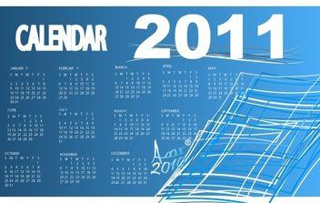 Simply .... a calendar !! - vector gratuit #169969