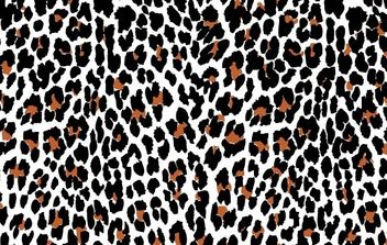 Seamless Pattern Leopard - Free vector #170049