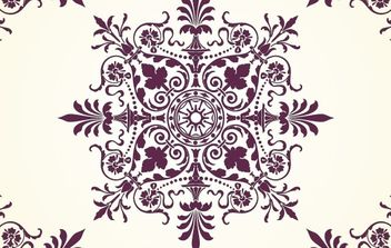 Ornament variation - vector gratuit #170079