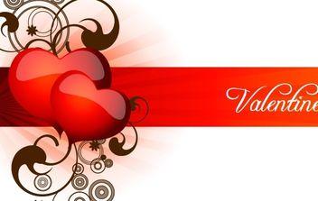 Valentine - vector gratuit(e) #170089