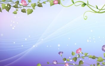Flowers Vector - бесплатный vector #170149